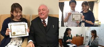 <2018年トレーナー認定の鈴木さん>